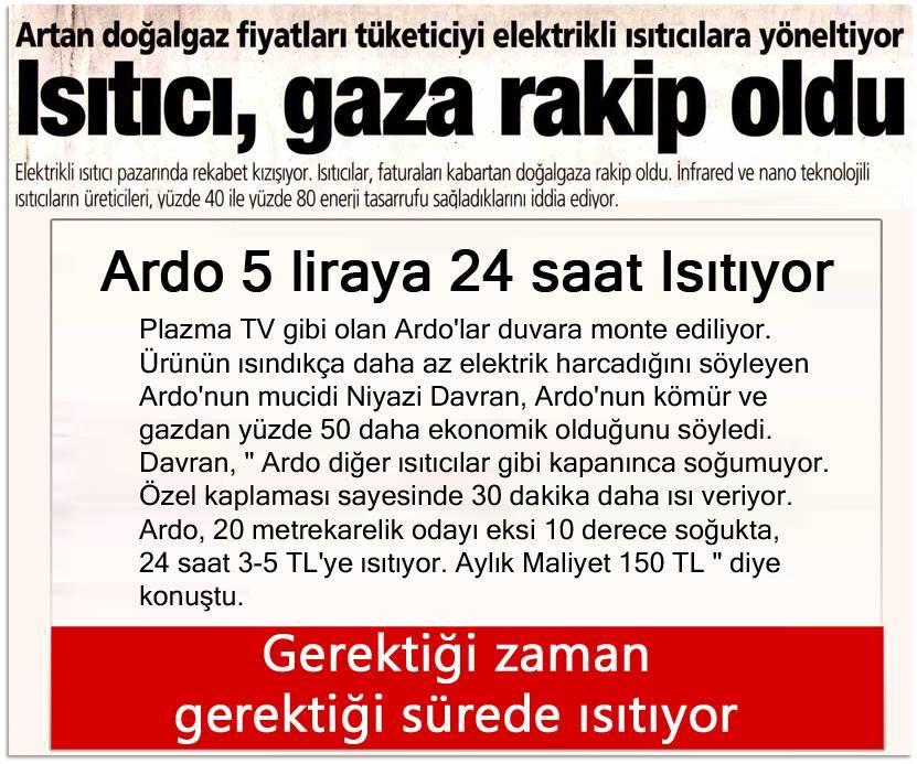 ARDO - RADİKAL GAZETESİ